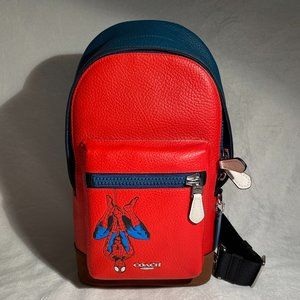 Coach Spiderman Backpack